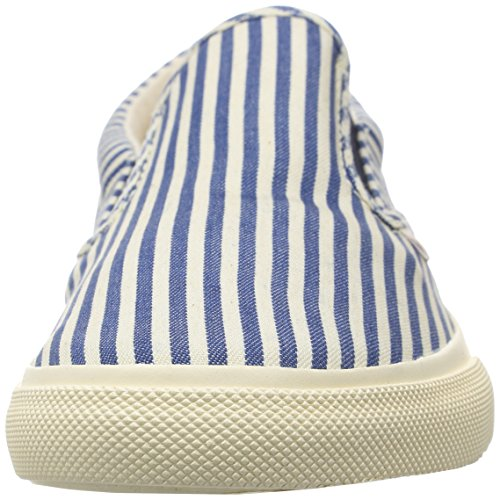 Mocassini - 2311-cotstripedu Blue-white