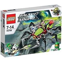 Lego Galaxy Squad 70706 - Juego de construcción, diseño de araña