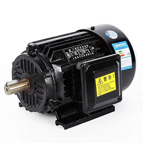 Motore trifase da 1500W 400V con motore elettrico, motore asincrono a compressore 2800rpm trifase