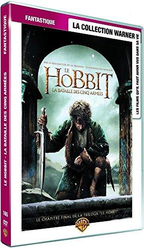 Le hobbit 3 : la bataille des cinq armées [FR Import] [DVD] Freeman, Martin; ...