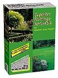 Geperlter Naturkalk, Gartenkalk, 5 kg - ganzjährig einsetzbar - zu dem Artikel bekommen Sie gratis ein Paar Handschuhe für die Gartenarbeit dazu