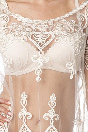 luxury & good Dessous - Canotta -  donna Bianco