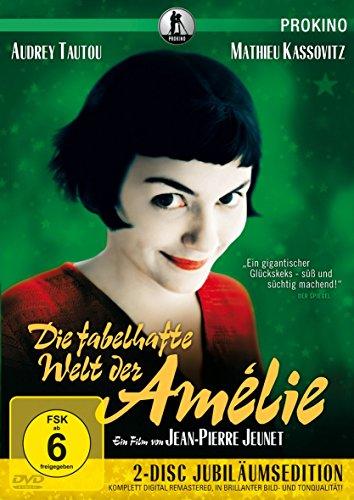 Bild von Die fabelhafte Welt der Amélie (Jubiläumsedition, 2 Discs)