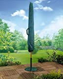Gardman 30097 43x190x25cm Jumbo Parasol Cover