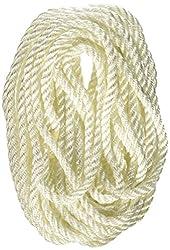 Lehigh Group NPP850X Twist Nylon Rope, 3/8 x 50