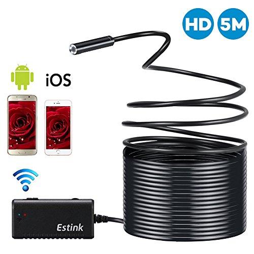endoscopio-da-ispezione-wifi-estink-con-fotocamera-da-20-megapixel-720p-con-6-led-e-5-metri-di-cavo-