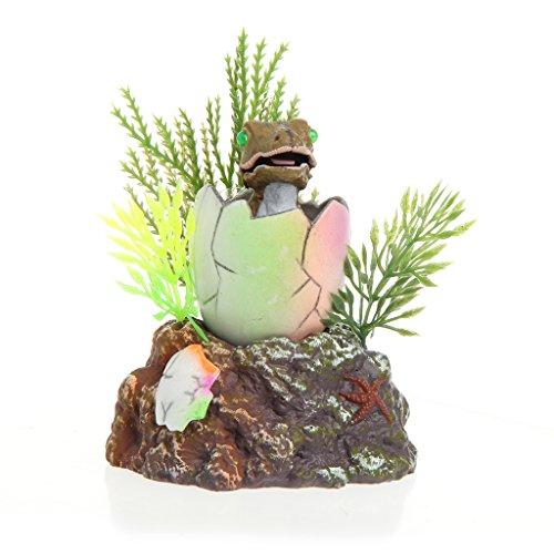 oration Baby Dinosaurier Sauerstoff Luft betrieben Rad Ornament ()