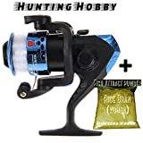 #6: Fishing Spinning Reel Spool Vessel Wheel Line Gear Ratio 5.2:1,3BB, Sea Water/Lake Water