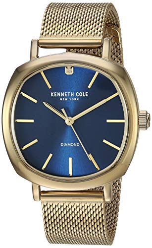 Kenneth Cole New York Women's Analog Quartz Watch with Stainless-Steel Strap KC50210003