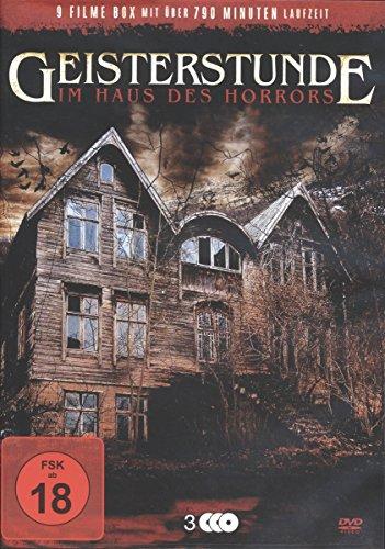 Geisterstunde im Haus des Horrors [3 DVDs] Preisvergleich