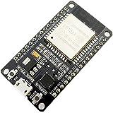 Hrph ESP-32 Development Board WiFi + Bluetooth 2-en-1 Dual Core 2,4 GHz antenne module Ultra-Low Power ESP32 ESP-32