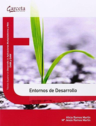 Entornos de desarrollo (Texto (garceta)) por Alicia Ramos Martín