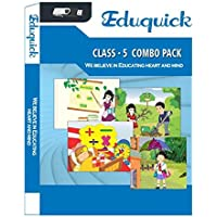 5th Standard| All Subjects| Practice Material| Pen Drive| Board: CBSE