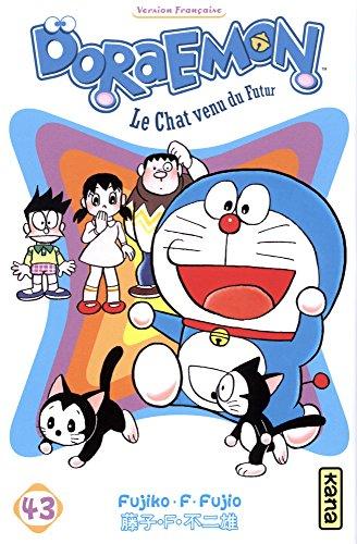 Doraemon, tome 43