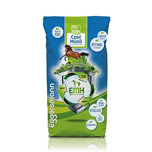 Haferfreies und schmackhaftes Müsli als Futter für Freizeitpferde, EMH Cool Müsli für Pferde, 1-er Pack (1 x 20 kg)
