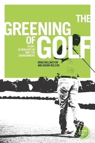 The Greening of Golf: