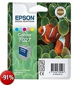 Epson Cartuccia multicolore T027