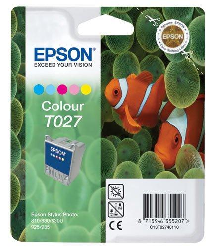 Epson T0274 Cartouche d'encre d'origine Couleurs pour SP 810 830 925 830U 935