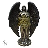 Nemesis Now–Figura de Bronce Cabeza Arcángel