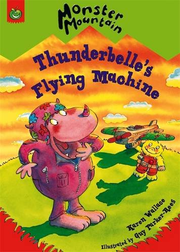 Thunderbelle's flying machine
