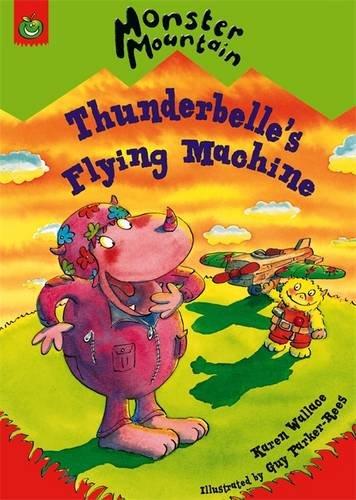 Thunderbelle's flying machine