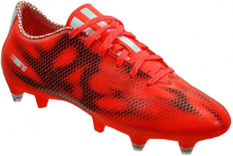 Adidas F5 TRX FG Fussballschuhe Outdoor Schuhe Fußball SchwarzweissszligGrün B35985