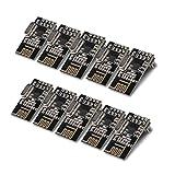 Crazepony-UK 10PCS Arduino NRF24L01+ 2.4GHz Wireless RF Transceiver Module New