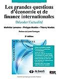 Les grandes questions d'économie et finance internationales - Décoder l'actualité
