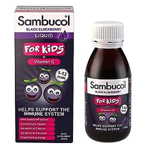 Sambucol For Kids Vitamin C - 1 Flacone da 120 ml