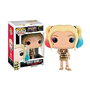 Funko Pop Harley Quinn con vestido (Escuadrón Suicida 108) Funko Pop Escuadrón Suicida