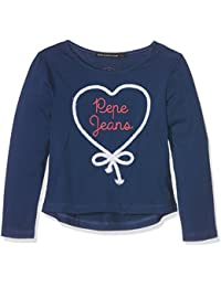 Pepe Jeans Jules Kids, T-Shirt Fille