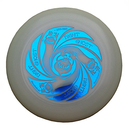 Ultimate Frisbee Discraft Ultra Star GHOST NIGHT GLOW Blue