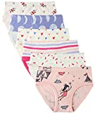 6 Pack Kleines Mädchen Unterwäsche Baumwolle Fit Alter 1-7, Baby Mädchen Höschen Kleinkind Mädchen Unterwäsche (Prinzessin, 5-6 Jahre/Herstellergröße 130)