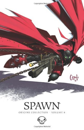 Spawn Origins Vol 8 TP by Kevin Conrad (25-Nov-2010) Paperback