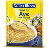 Gallina Blanca - Sopa De Ave Con Fideos, 76 g