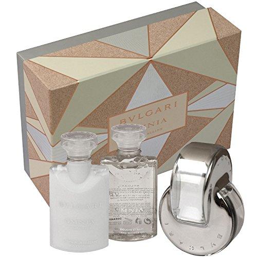 Bvlgari Geschenkset Duftset Omnia Crystalline Body Lotion 40 ml + Eau de...