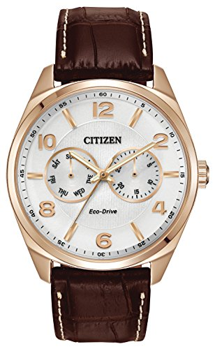 citizen-watch-mens-quartz-watch-with-white-dial-analogue-display-and-brown-leather-strap-ao9023-01a