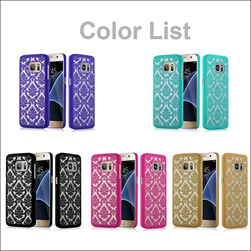 Cadorabo - Mandala Hard Cover Slim Case passend für >               Apple iPhone 4 / 4S               < Paisley Henna Hülle in TRANSPARENT mit GRÜN WEIß
