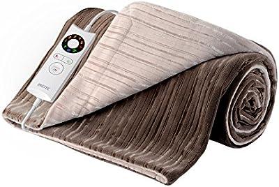 IMETEC Relaxy IntelliSense - Manta eléctrica de sofá
