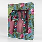 V&A Roses Garden Tool Set – Pink/ Blue