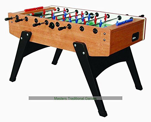 garlando-g2000-football-table-cherrywood