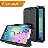 PROTECK Coque Samsung Galaxy Tab A6 10.1', Etui avec【Film de Protection...