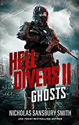 Hell Divers II: Ghosts (The Hell Divers Trilogy)