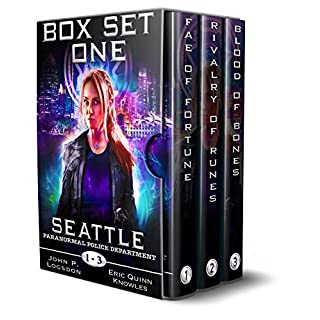 Seattle Paranormal Police Department - Box Set One (Seattle PPD Box Sets Book 1)