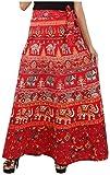 FEMEZONE Skirt Women's Cotton Regular Fi...