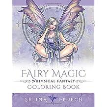 Fairy Magic - Whimsical Fantasy Coloring Book: Volume 14