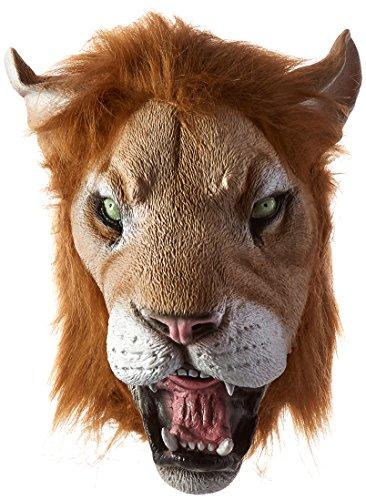 Lion Maske (Maske Deluxe Lion)