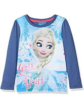 La Reine des Neiges Frozen Cold Heart, T-Shirt Bambina