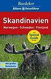 Baedeker Allianz Reiseführer Skandinavien, Norwegen, Schweden, Finnland -