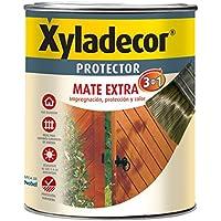 Xyladecor 5087308 - Bote 750 Ml. Mate Castaño